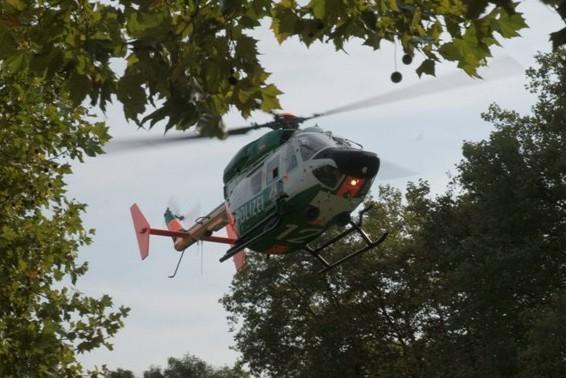 Polizei Hubschrauber