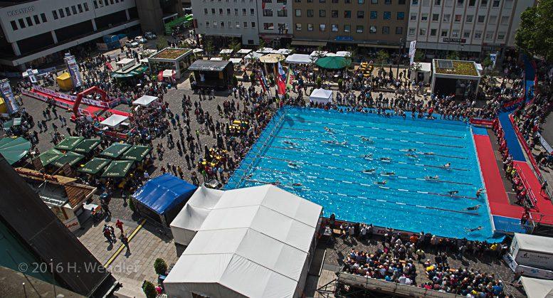 2 Sparkassen Triathlon Sportfest In Rheydt Mit