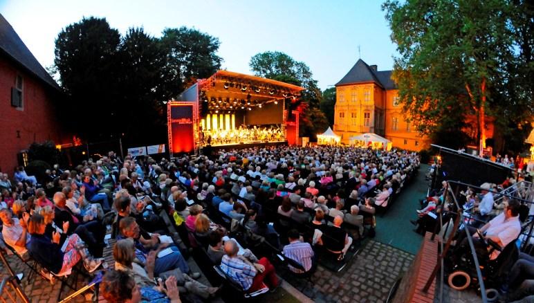 Sommermusik Schloß Rheydt 2021