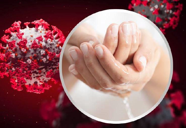 Handdesinfektionsmittel von Caramba werden nach Vorgaben der WHO ...