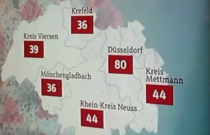 Coronavirus In Mönchengladbach